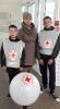 Акция с красным крестом 2016г.